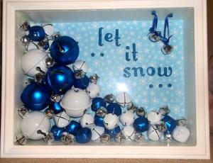 Let It Snow Shadowbox