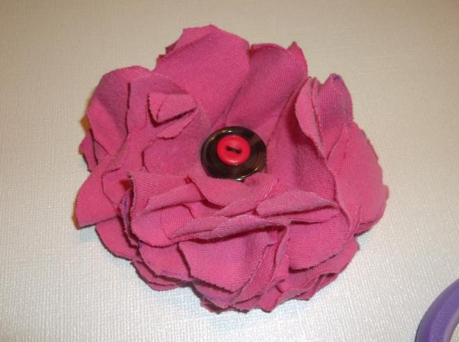 Finished Flower