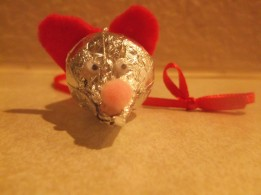 Hershey Kiss Mouse