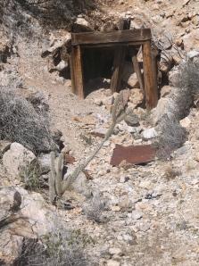 abandoned weber copper mine