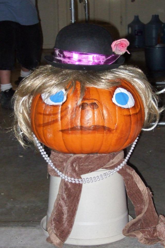 ET Pumpkin