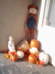 Autumn Porch Display 2