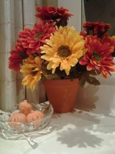 Autumn Bathroom Display