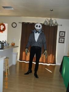 Nightmare Before Christmas Costume