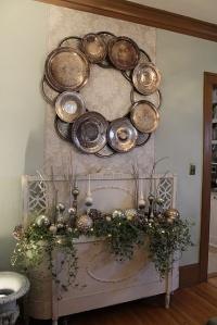 Plate Wreath