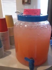 Dazzleberry Lemonade