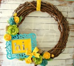 Summer Hi Wreath