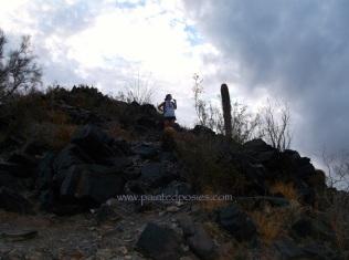 Taking a Hiking Break