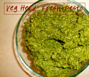 Veg Head: Fresh Pesto