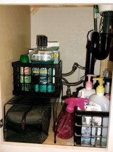 Sink Organized