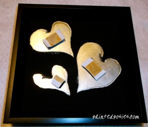 Framing Metal Hearts