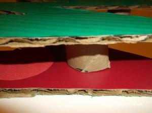Creating a Cardboard Initial