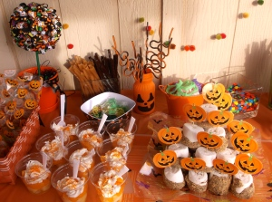 Sweets Table Closeup