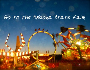 Visit the Arizona State Fair