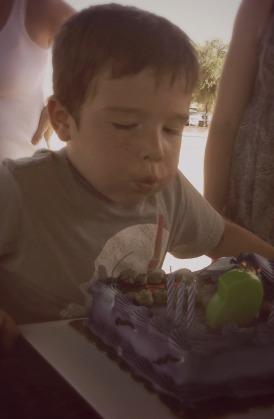 Dax's Birthday