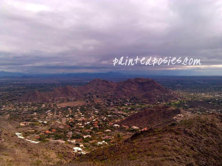 Dixie Peak Phoenix Mountain Preserve