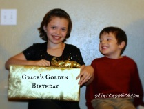 Grace's Golden Birthday