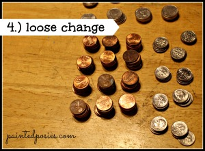 Poker Party Loose Change