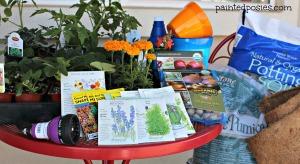Spring 2014 Garden Supplies