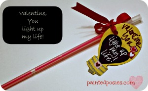 Valentine, You Light Up My Life!
