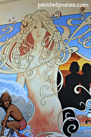 AV Boutique Mural