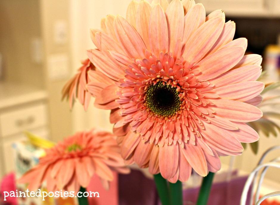 Salon Party Flowers