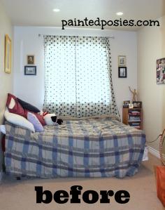 Guest Bedroom Before