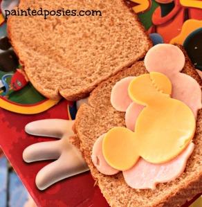 Mickey Sandwiches