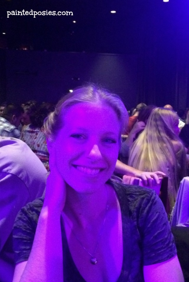 Amy at the Tempe Improv