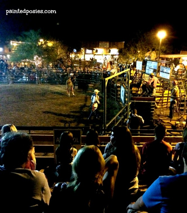 Buffalo Chip Bull Riding