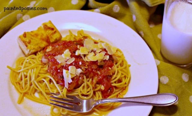 Spaghetti Dinner June 2014