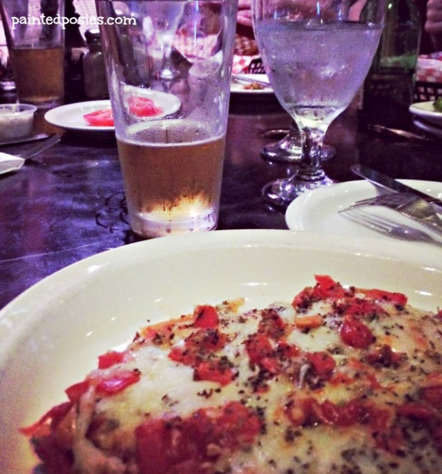 Tap Haus Margherita Pizza