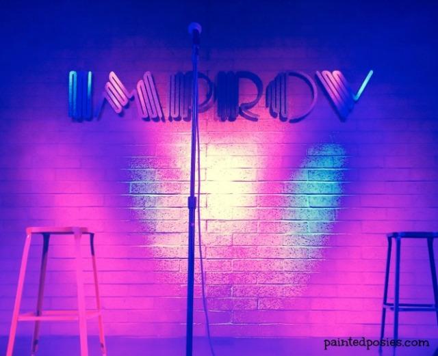 Tempe Improv Stage