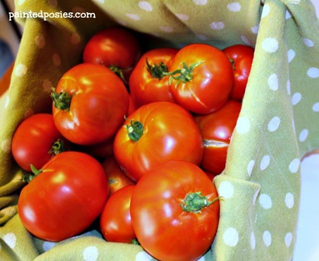 Tomato Bounty June 2014