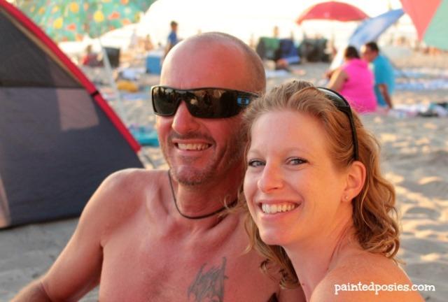 Ocean Beach Joe and Amy 2014