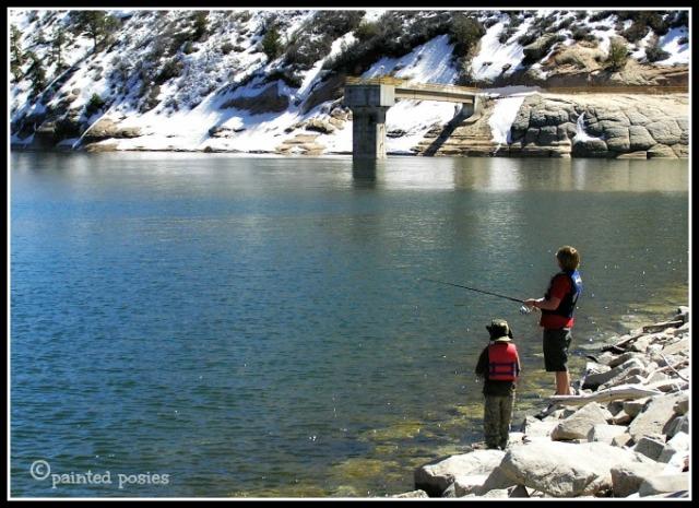 Colorado 2012 Little Winter Fishermen