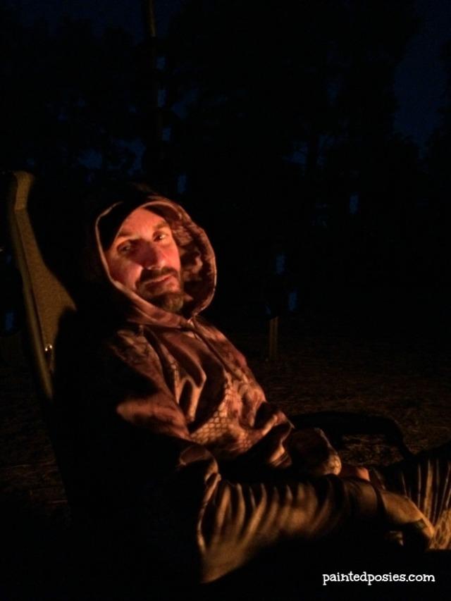 Joe Mogollon Rim Camping