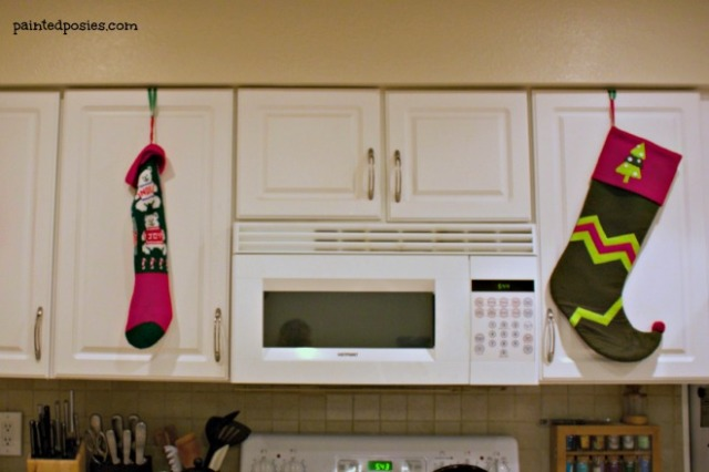 Christmas Decorations Stockings December 2014