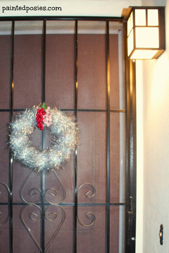 Christmas Decorations Wreath December 2014