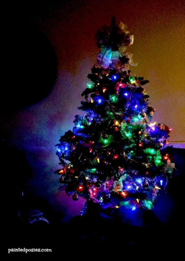 Christmas Tree December 2014