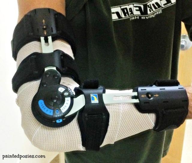 Locked Arm Brace