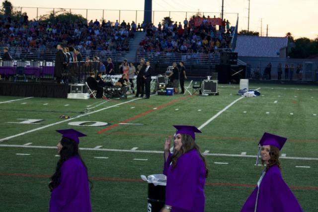 Graduation May 2015
